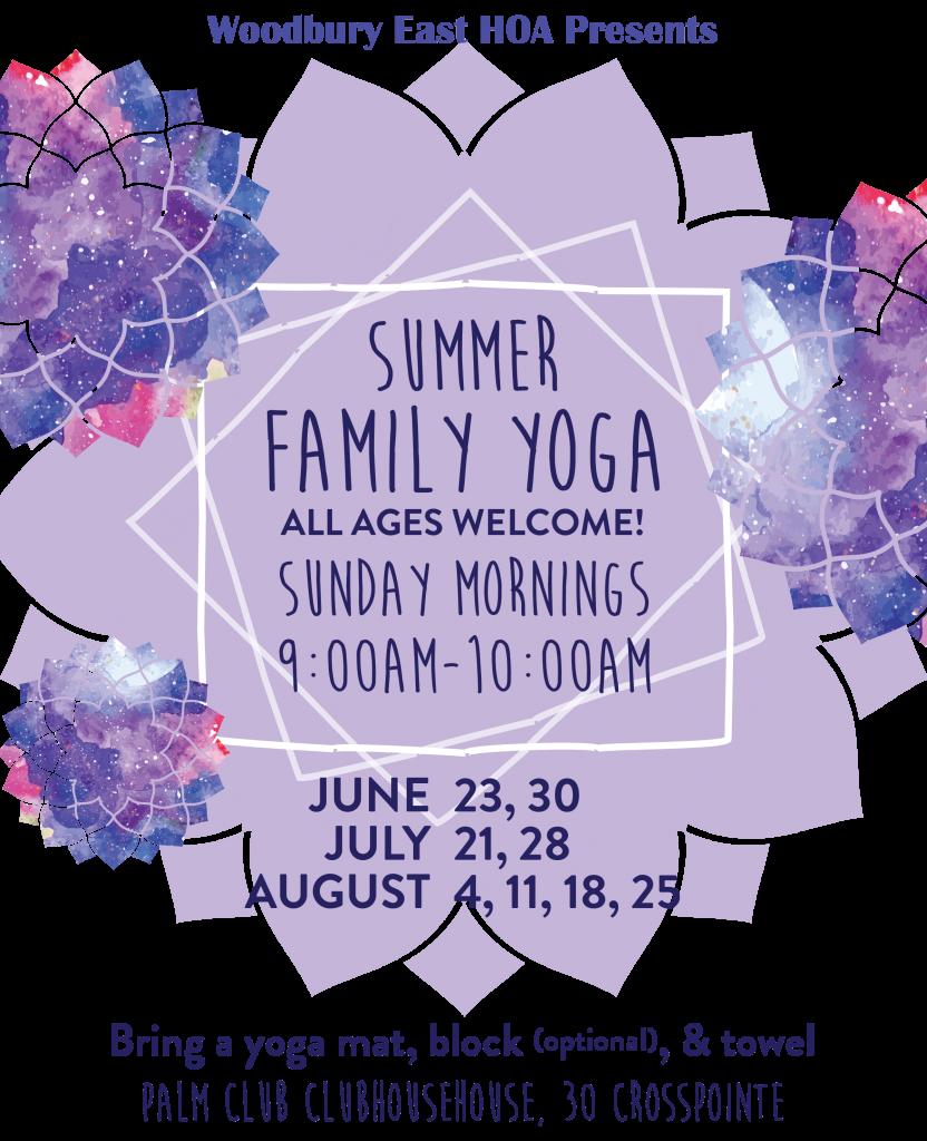 Family Yoga Classes